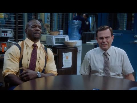 The Aftermath Of Terry And Charles Fight | Brooklyn 99 Season 7 Episode 7
