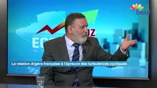 La relation Algéro-française à l'épreuve des turbulences cycliques ...