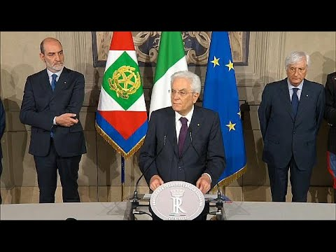 Regierungsbildung in Italien: 5 Sterne fordert Absetzung des Präsidenten