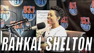 Dreams Bigger Than Texas -- Rahkal Shelton Interview