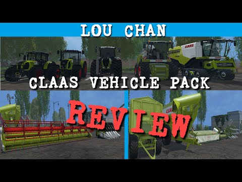 Full Pack Claas FS15 v1