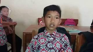 Sholawat Anak versi lagu Jaran Goyang
