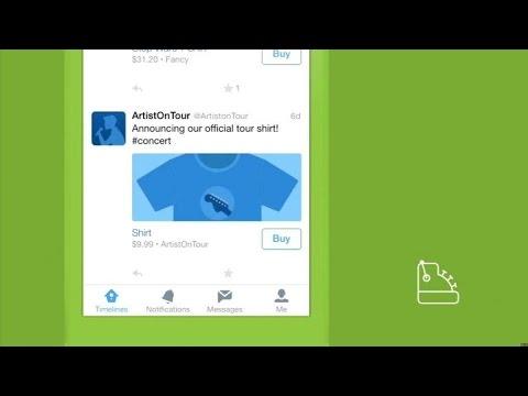 CNET Update – Shop inside a tweet with Twitter's 'Buy'