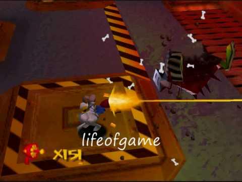 Earthworm Jim 3D Nintendo 64