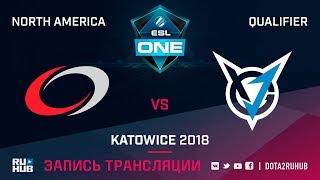 compLexity vs VGJ Storm, ESL One Katowice NA, game 3 [Lum1Sit, Inmate]