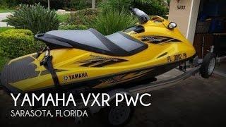 10. [UNAVAILABLE] Used 2013 Yamaha VXR PWC in Sarasota, Florida
