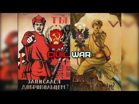 Russian Civil War Songs (Partisan's Song   Siberian Riflemen's March)