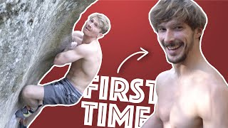 Ninja Warrior VS Rock Climbing by Magnus Midtbø