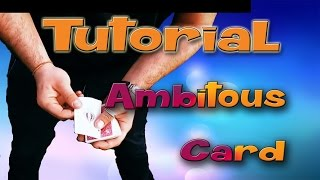 Ambitious Card - Tutorial Ora de Magie - locul nr 1 in Romania pentru trucuri, iluzii, scamatorii,   escrocherii si multe altele  Episodul Anterior https://www.youtube.com/watch?v=YovX3wBbCuYColour Changehttps://www.youtube.com/watch?v=YovX3wBbCuY Ambitious Card Performancehttps://www.youtube.com/watch?v=d7EDv66DqvITutorial Double Lifthttps://www.youtube.com/watch?v=OyVUEAWZ6lICum Sa Controlezi Un Pachet De Cartihttps://www.youtube.com/watch?v=NEiZKjj_N-c Pagina OdM Facebook https://www.facebook.com/Orademagie Pagina Personala http://www.facebook.com/barbualexandru Episoade noi in fiecare zi de vineri / sambata https://www.youtube.com/OraDeMagie (Subscribe) Abonati-va la Ora de Magie pentru a vedea cele mai incredibile trucuri  http://www.youtube.com/subscription_center?add_user=OraDeMagie