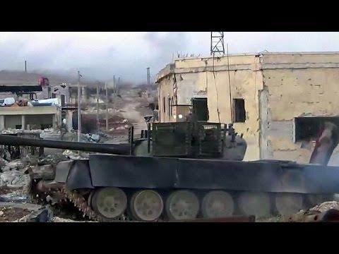 Συρία: Σκληρές μάχες για τον έλεγχο στρατηγικής συνοικίας στο Χαλέπι