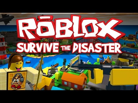 ROBLOX - SURVIVE THE DISASTER ★ Dumb and Dumber