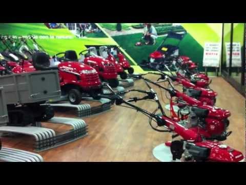 Bieffe Arezzo showroom 2012 Attrezzi e Ricambi per Giardinaggio e Agricoltura