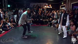 Greenteck vs Shez – Freestyle Session 2017 Popping TOP 16