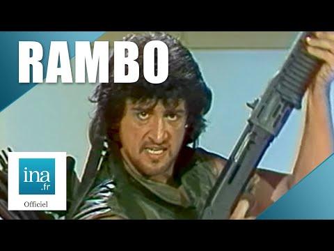 1985 : Quand t'es pas Rambo, mais presque | Archive INA