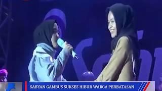 "Video Sabyan ""Guncang"" Perbatasan Indonesia - Malaysia MP3, 3GP, MP4, WEBM, AVI, FLV Maret 2019"