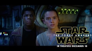 Star Wars  The Force Awakens Trailer  Official