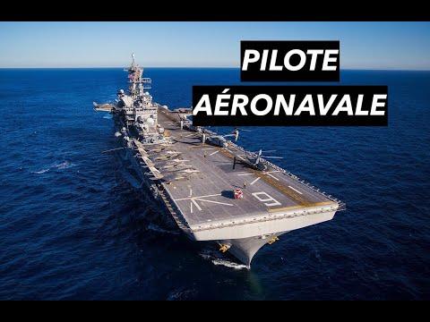 Comment devenir PILOTE DE L'AERONAUTIQUE NAVALE ?