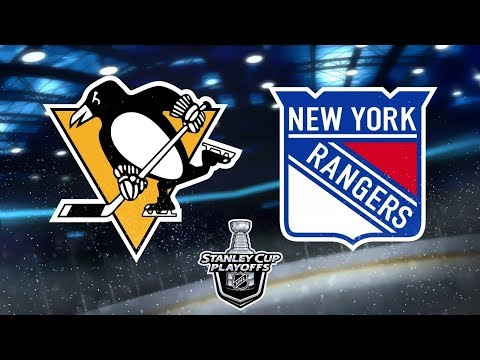 NHL® 18 Playoffs Round 1 | Pittsburgh Penguins v.s. New York Rangers | Game 2