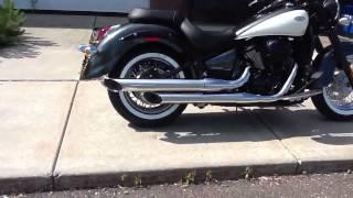 7. 2012 Kawasaki 900 Classic SE