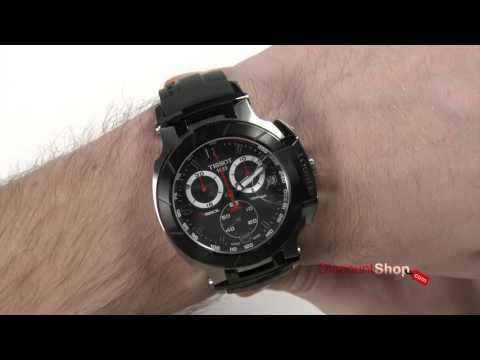 , title : 'Tissot T-Race Chronograph T0484172705700 - review by DiscountShop.com'