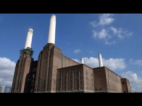 Iconic Battersea Power Station - Slated For Demolition!