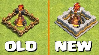 Video NEW LVL 5 INFERNO TOWER | Clash Of Clans |  THIS WILL ROAST YOU!! MP3, 3GP, MP4, WEBM, AVI, FLV Juni 2017