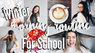 Hey, everyone! For this week's video & my first video of the New Year, I will be showing you guys my winter morning routine for school. Make sure you give this video a like, and leave a comment down below letting me know what video you want you me to film next! Also, this video is a collab with one of my amzaing friends Lauren so make sure you check out her channel shes super cute! I love you all so so much! xoxo, BreeLaurens Channel : https://www.youtube.com/channel/UCVm4wyd0qheH2xL4qsmHLvALaurens Video : https://www.youtube.com/watch?v=5aZPlGDvFaI&t=32s♡Last Video♡ https://www.youtube.com/watch?v=TbT81ul8k9Q&index=1&list=PLlPPRi5uJdQEagGB48hxt-Wo5cyt4_KO8OPEN THIS FOR MORE BREE ♡⋯⋯⋯⋯⋯⋯⋯⋯⋯⋯⋯⋯⋯⋯⋯⋯⋯⋯⋯⋯⋯⋯⋯⋯⋯⋯⋯⋯⋯⋯⋯♡Twitter➜ https://twitter.com/ThatsBreexo♡Instagram➜ thatsbreexo♡Vlog Channel➜https://www.youtube.com/user/heyitsbreebree♡Tumblr➜http://www.tumblr.com/blog/thatsbreexo♡Snapchat➜ Thatsbreexo♡Spotify➜https://open.spotify.com/user/thatsbreexo⤖ FAQS⤖ ➝ Nickname : Breezy or Bree➝ Camera : Canon EOS Rebel T5➝ Editor : Final Cut Pro X or IMovie➝  Transitions&Effects ( used sometimes) https://www.youtube.com/user/GlamSolutions/aboutCheck out Nicolai Heidlas on Soundcloud! https://soundcloud.com/nicolai-heidlas ***i don't own any of this music****