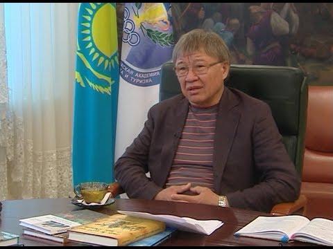 Интервью с заслуженным деятелем Республики Казахстан, ректором Казахской академии спорта и туризма Закирьяновым Кайратом Кайруллиновичем