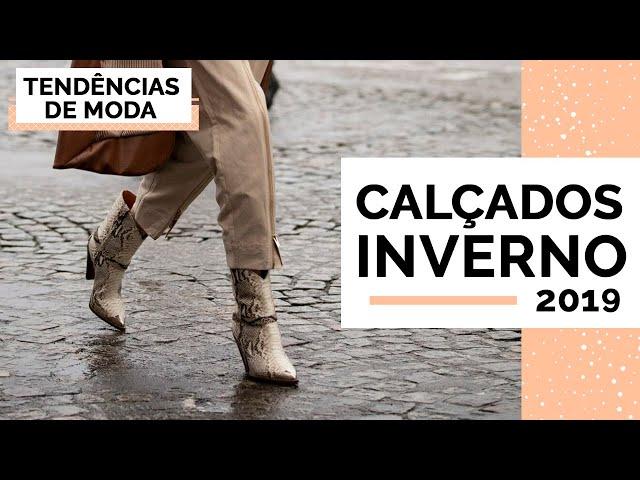 TENDÊNCIA CALÇADOS INVERNO 2019 | MARI FLOR - Closet da Mari