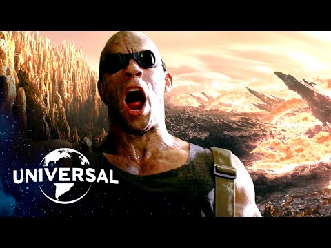 The Chronicles of Riddick | Outrunning the Sun