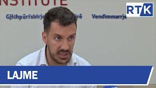 RTK3 Lajmet e orës 14:00 12.08.2019