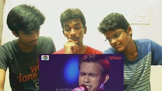 "Download Video Indians Reacting To Fildan, Baubau feat Onci Ungu ""Bhula Dena""- D'Academy 4 Konser Grand Final MP3 3GP MP4"