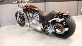 1. 2007 AMERICAN IRONHORSE TEJAS  Used Motorcycles - Pompano Beach,FL - 2014-03-13