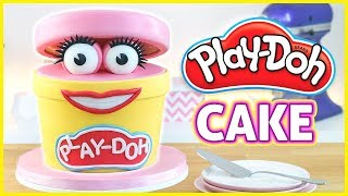 How to Make a PLAY DOH Cake - Tan Dulce