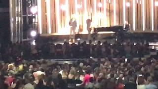 John Legend and Florida Georgia Line Duet at the Billboard Music Awards 2017