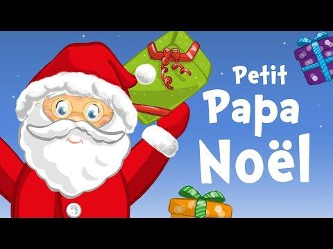 , title : 'Petit Papa Noël (chanson de Noël pour petits avec paroles)'