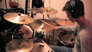 Video The Script - The Man Who Can't Be Moved | Drum cover by Domenico MP3, 3GP, MP4, WEBM, AVI, FLV Agustus 2018