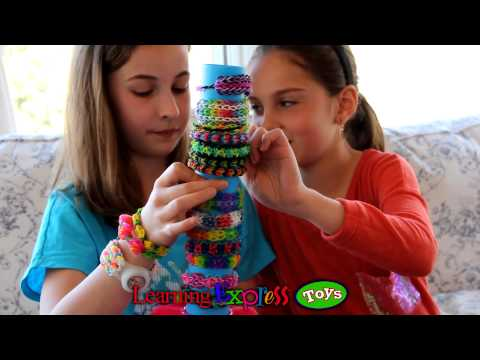 Top Toys: Rainbow Loom Kits and Accessories