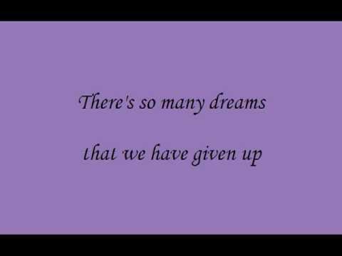 Hold On Michael Buble lyrics