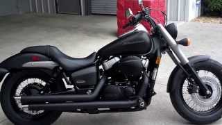 4. 2013 Honda Shadow Phantom 750 SALE VT750C2BD Honda of Chattanooga TN - Phantom Walkaround