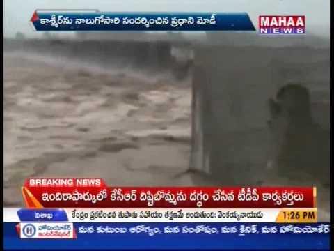 PM Narendra Modi to Spend Diwali in Flood-Hit Srinagar