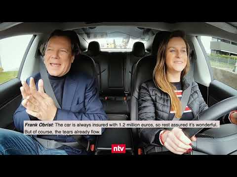 OBRIST Mark II (TESLA Model 3) with HyperHybrid Tech on PS - Magazin (n-tv) - ENG subtitled