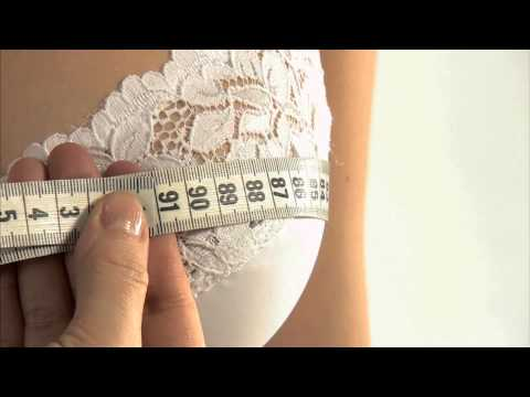 how to measure size of bra