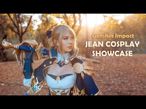How-To: Jean Cosplay (Genshin Impact)