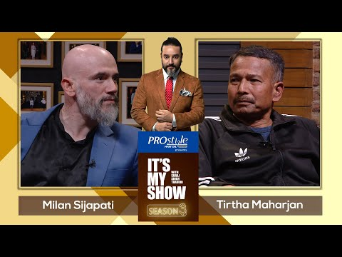 Milan Sijapati & Tirtha Maharjan | It's My Show With Suraj Singh Thakuri S03 E52 | 30 January 2021