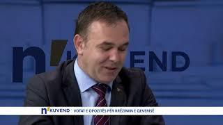 N`Kuvend - Votat e opozitës për rrëzimin e qeverisë 23.05.2019