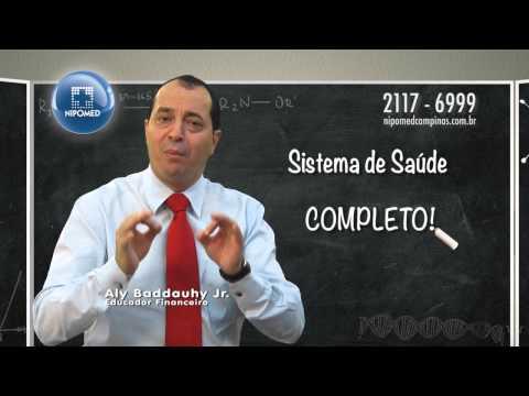 Nipomed Campinas - Professor em Finan�as