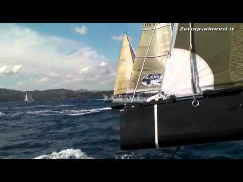 Maxi Yacht Rolex Cup 2009 – Race 2