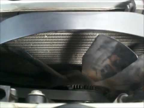 mercedes fan clutch