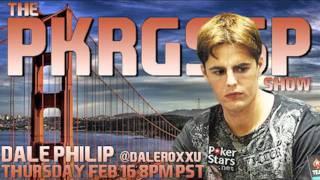 Dale Philip On The PKRGSSP Show | QuadJacks Poker Radio Network Thursday February 16 2012
